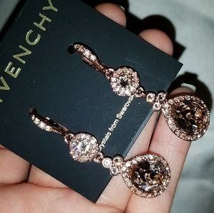 GIVENCHY Double Drop earrings